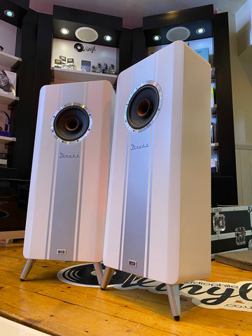 Heco Direkt Einklang Floorstanding Speakers (Ex Demo)