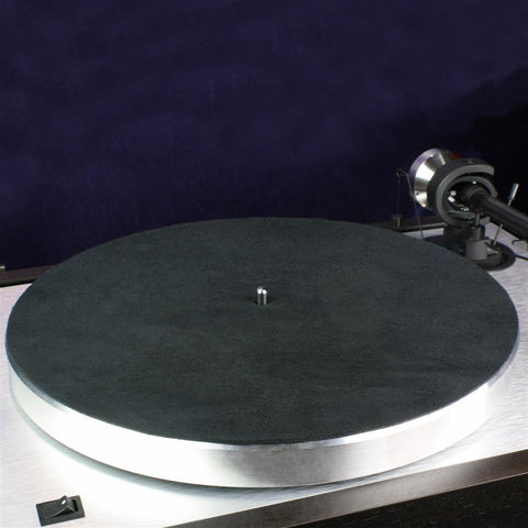 Pro-Ject Leather IT Turntable Mat - Kronos AV - Interest Free Credit 0% - FREE Shipping