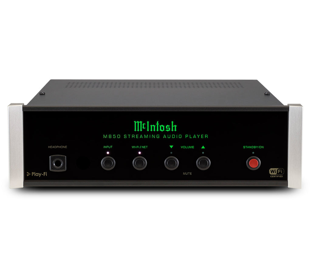 McIntosh MB50 Streaming Audio Player