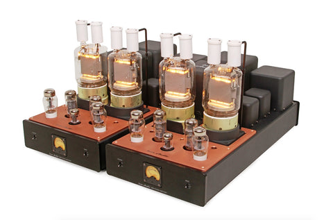 Icon Audio MB81 PP Valve Mono Bloc Power Amplifiers