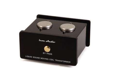 Icon Audio MC TX Step up Transformer - Kronos AV