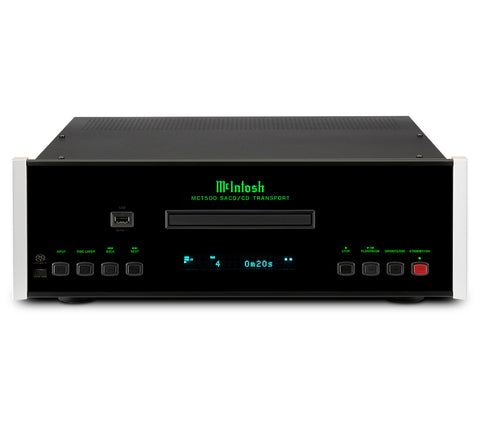 McIntosh MCT500 SACD Transport