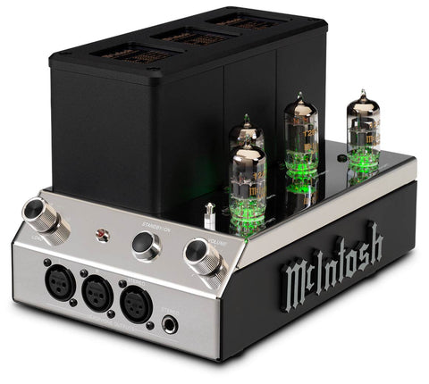 McIntosh MHA200 Valve Headphone Amplifier