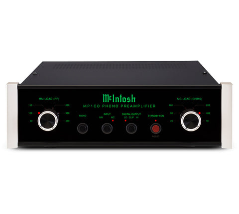 McIntosh MP100 MM/MC Phono Stage