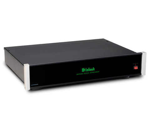 McIntosh MS500 Music Streamer with Internal Storage