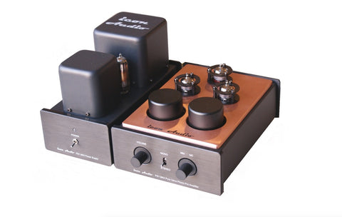 Icon Audio PS1 MKII Valve Phono Stage (MM or MM/MC) - Kronos AV
