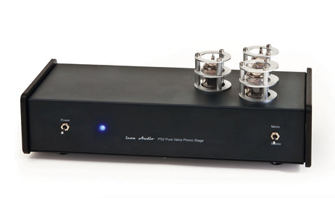 Icon Audio PS2 MM Valve Phono Stage - Kronos AV