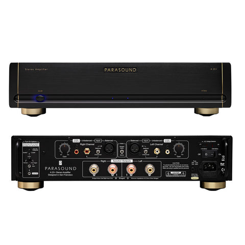 Parasound A23+ 2.0 Power Amplifier
