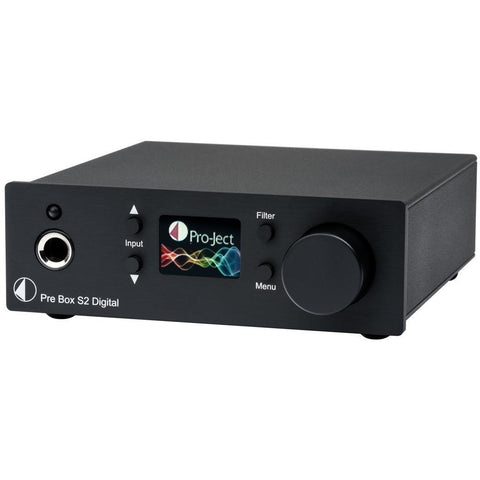 Pro-Ject Pre Box S2 Digital DAC/Preamp (Roon Ready)