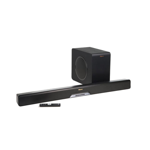 Klipsch RSB-11 Soundbar and Wireless Subwoofer - Kronos AV