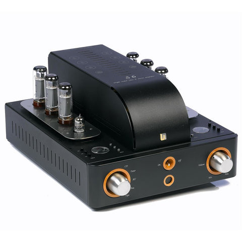 Unison Research S6 Class A Integrated Valve Amplifier