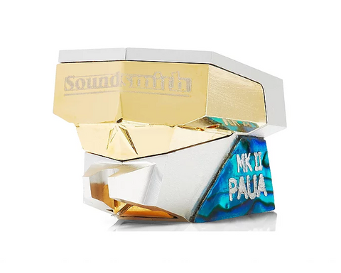 Soundsmith Paua Moving Iron Cartridge
