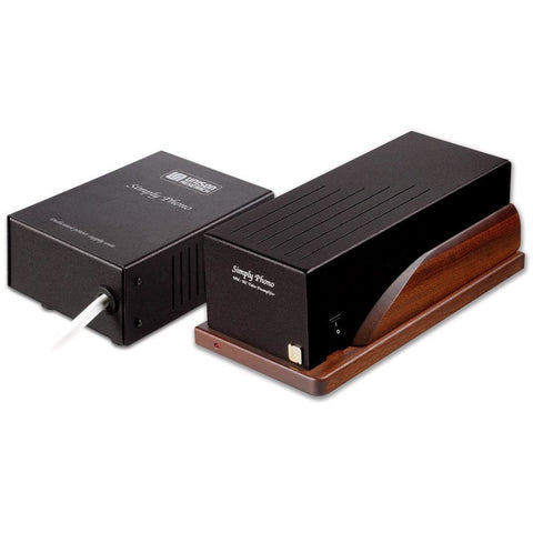 Unison Research Simply Phono Pure Class A Phono Stage - Kronos AV