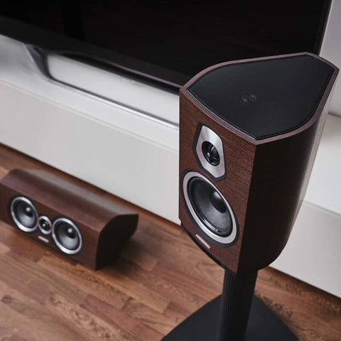 Sonus Faber Sonetto II Standmount Speakers (Open Box)