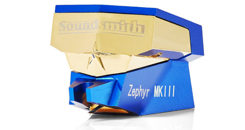 Soundsmith Aida Zephyr MKIII Cartridge