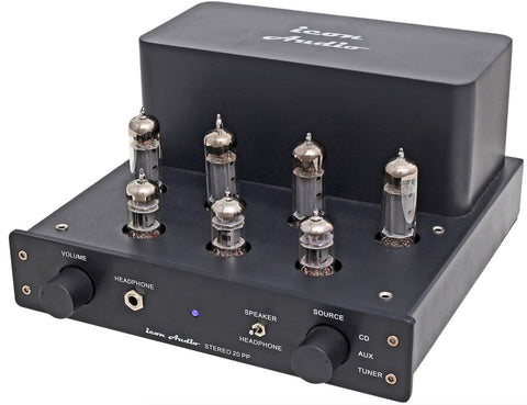 Icon Audio Stereo 20 PP Valve Integrated Amplifier - Kronos AV