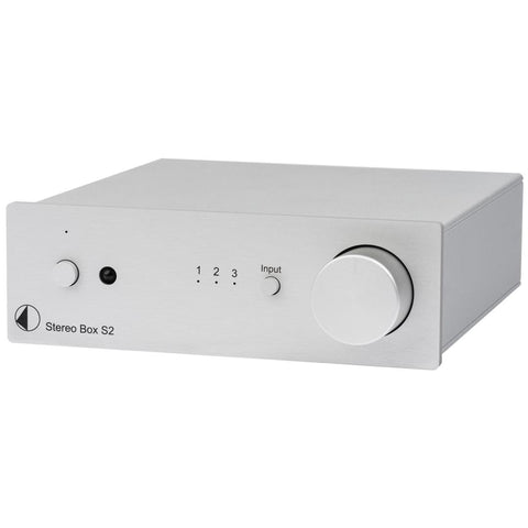 Pro-Ject Audio Systems Stereo Box S2 Integrated Amplifier