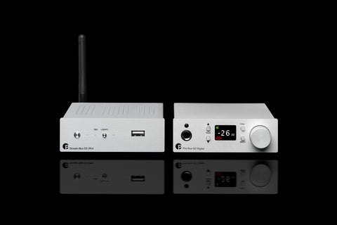 Pro-Ject Pre Box S2 Digital DAC/Preamp & Stream Box S2 Ultra Streamer
