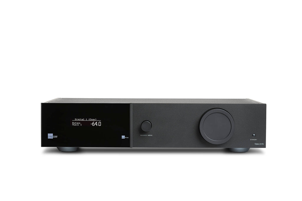 Lyngdorf TDAi 2170 + Room Perfect Integrated Amplifier