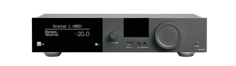 Lyngdorf TDAi 3400 Integrated Amplifier and Streamer with Room Perfect