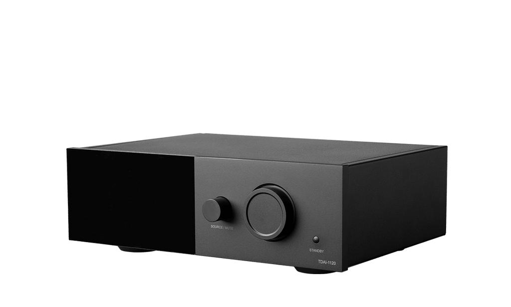 Lyngdorf TDAi1120 Integrated Amplifier with room correction