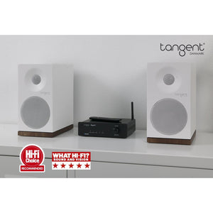 Tangent Ampster Bluetooth Amplifier & Spectrum X4 Speakers - Package Deal - Kronos AV - Interest Free Credit 0% - FREE Shipping