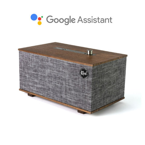 Klipsch The Three with Google Assistant Bluetooth Speaker