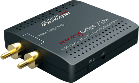 Advance Acoustic WTX-StreamPro Network Streamer