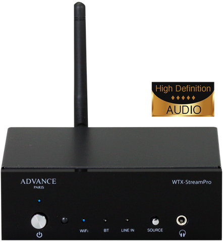 Advance Paris WTX-StreamPro WiFi Streamer
