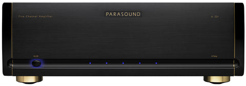 Parasound halo A52+ 5.0 Power Amplifier