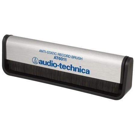 Audio Technica AT6011 Record Cleaning Brush - Kronos AV - Interest Free Credit 0% - FREE Shipping
