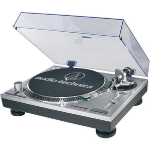 Audio Technica AT-LP120USBC Turntable - Kronos AV - Interest Free Credit 0% - FREE Shipping