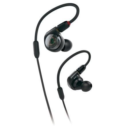 Audio Technica ATH-E40 In Ear Earphones - Kronos AV - Interest Free Credit 0% - FREE Shipping