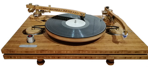 Tri Art Audio B Series TA-2 Record Player & Tonearm
