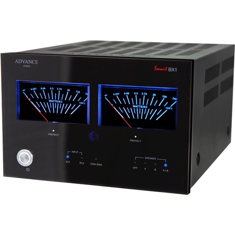 Advance Acoustic / Paris Smart Line BX1 Stereo Power Amplifier