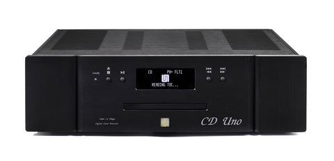 Unison Research Unico CD Uno CD Player - Kronos AV