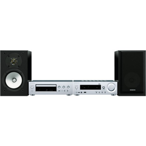 Onkyo CS-N1075 Compact HiFi System (Inc Speakers) - Kronos AV - Interest Free Credit 0% - FREE Shipping