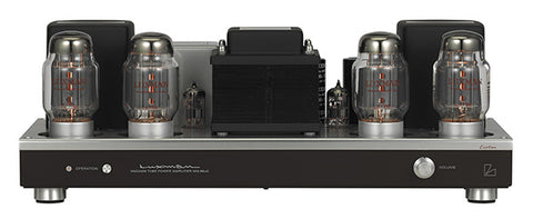 Luxman MQ-88UC Valve Power Amplifier