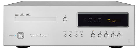 Luxman D-10X Super Audio CD Player