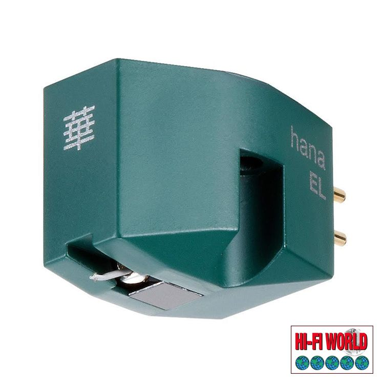 Hana EL Low Output Moving Coil Cartridge
