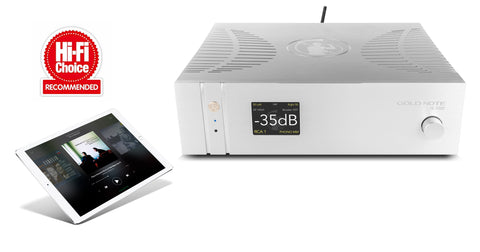 Gold Note LS-1000 All in One Integrated Amplifier - Kronos AV