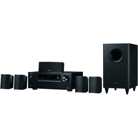 Onkyo HT-S3800 Home Cinema Package - Kronos AV - Interest Free Credit 0% - FREE Shipping