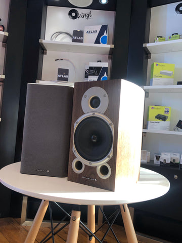 Wharfdale Diamond 75th Anniversary Limited Edition Speakers (USED)