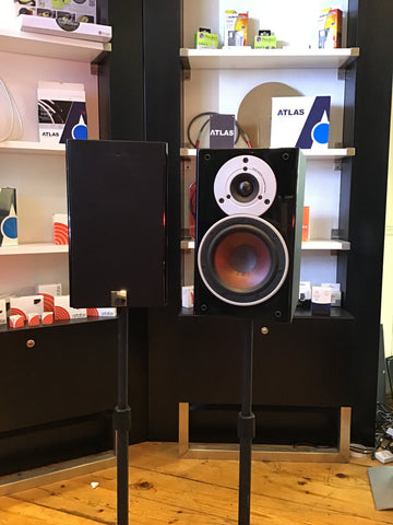 Dali Zensor 1 Bookshelf / Standmount Speakers (USED)