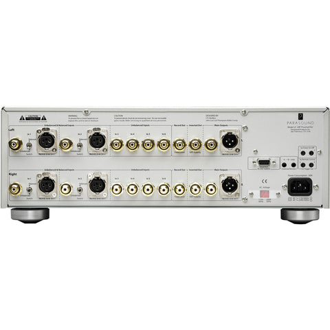 Parasound Halo JC2 BP Preamp with Home Theater Bypass - Kronos AV - Interest Free Credit 0% - FREE Shipping