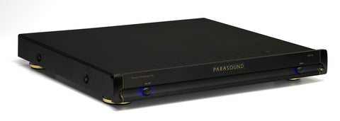 Parasound Halo JC3 JR Phono Preamp - Kronos AV