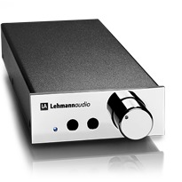 Lehmann Audio Linear D Headphone Amplifier - Kronos AV