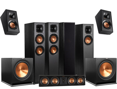 Klipsch R Series Reference Home Cinema System - Kronos AV