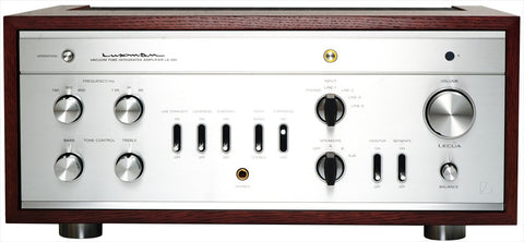 Luxman LX-380 Valve Integrated Amplifier