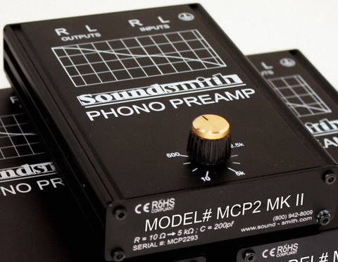 Soundsmith MCP-2 MC/MI Phono Preamp